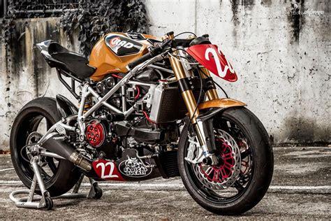 Ducati St4 Motorrad Umbau by Radical Ducati Matador Modellnews