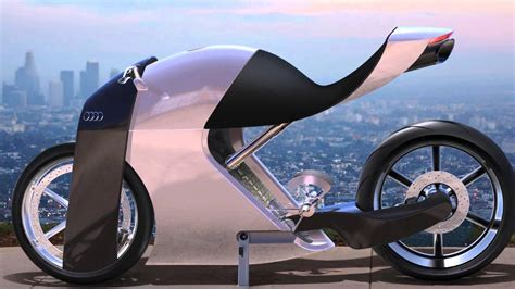 audi bicycle audi rr concept bike