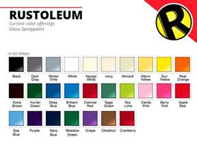rustoleum paint colors rustoleum rebrand on behance