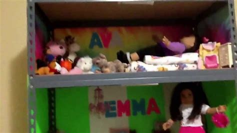 ag doll house tours 2014 my american girl doll house tour 2014 youtube