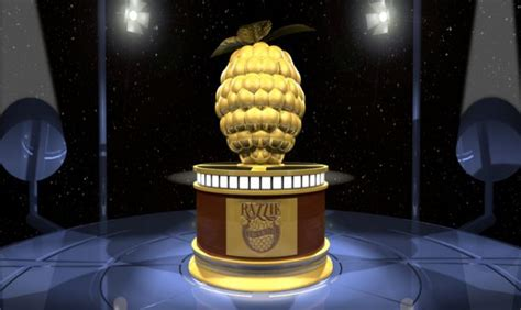 The Razzie Award Nominees Announced by Razzies 2015 List Of Winners Bellenews
