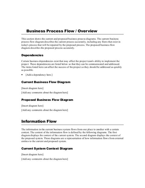 brd template business requirements template