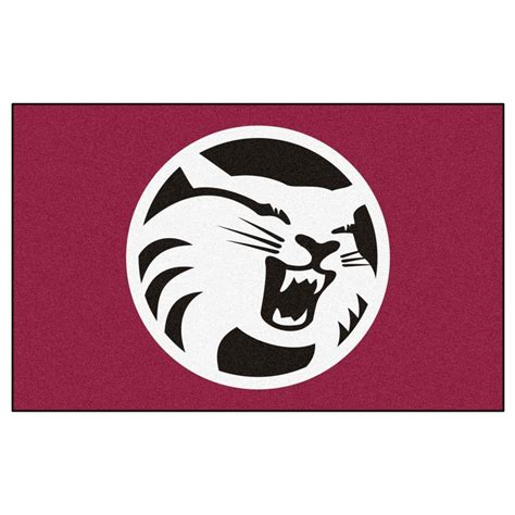 fanmats ncaa california state chico maroon 5 ft