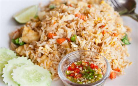 Nasi Goreng Dan Mi Goreng Istimewa resep nasi goreng thailand lezatnya menggoda okezone