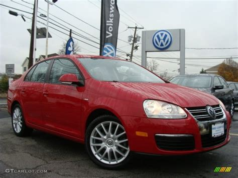 red volkswagen jetta 2009 2009 salsa red volkswagen jetta wolfsburg edition sedan