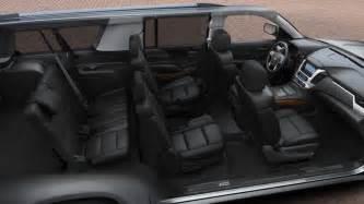 Interior Suburban 2017 Chevrolet Suburban In Oklahoma City Yukon Amp Bethany