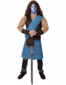 scottish braveheart fancy dress braveheart costumes