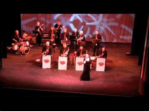 crazy in love swing crazy june love swing big band glasgow youtube
