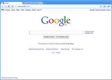 google chrome layout design our favourites identify web design