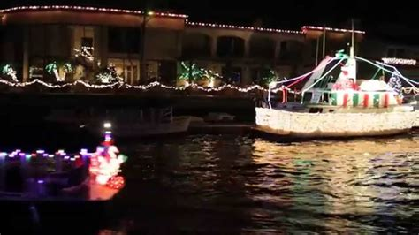 boat lights huntington beach huntington harbor christmas lights decoratingspecial