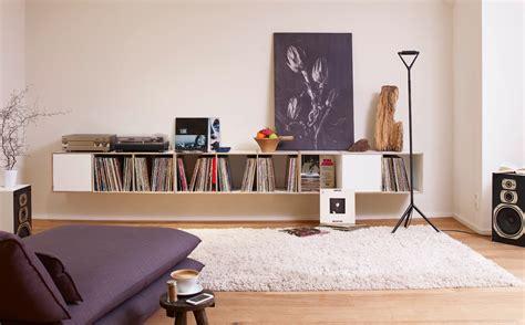 regal plattenspieler schallplattenregale regalsystem das vinyl regal