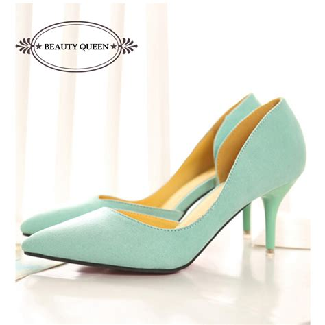 mint green wedding shoes 2015 new arrival white mint green wedding shoes stiletto