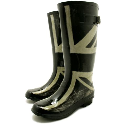 buy union festival wellies knee high wide