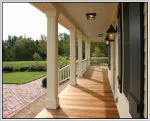 Outdoor Patio Curtain Ideas by Porch Column Wraps Home Design Ideas
