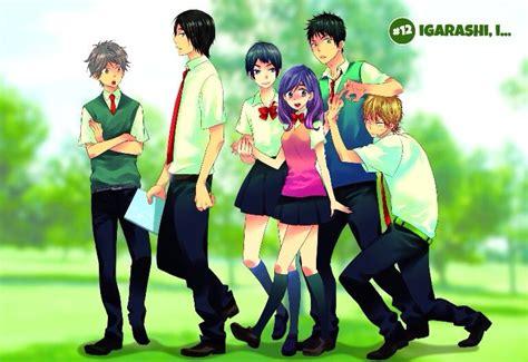 anime me not me him not me anime amino