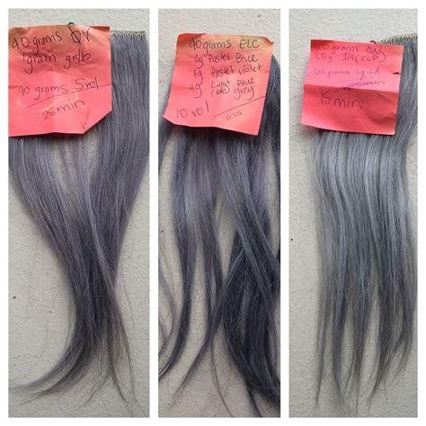 hair color formulas aveda gray hair color formulas done on hair wefts