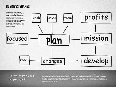 Business Plan Template For Presentations In Powerpoint And Keynote Ppt Star Business Master Plan Template