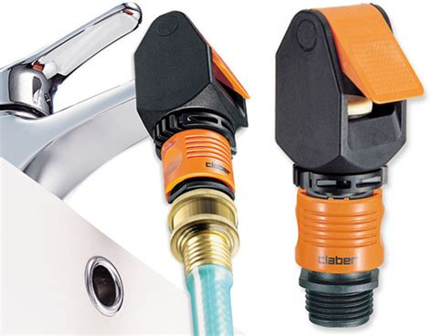 indoor faucet hose connector    revolutionize