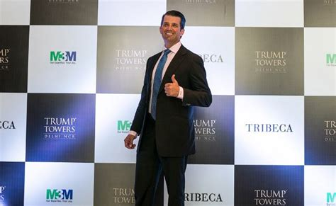 donald trump jr compared to china india substantially india quot substantially above board quot than china donald trump