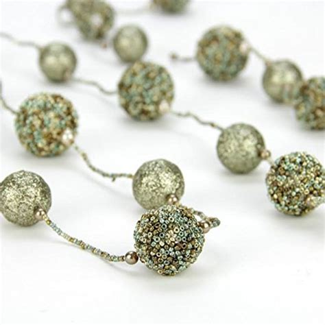 beaded tree garland tree bead garland a listly list