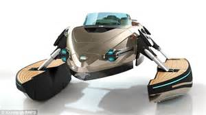 toy boat that turns into a car shape shifting speedboat transforms into a catamaran at