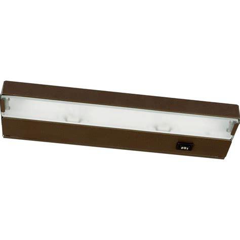 Progress Lighting 24 In White Undercabinet Fixture P7014 Cabinet Lighting Lowes