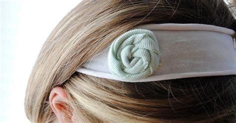 t shirt headband pattern katiedid crafts one seam t shirt headbands