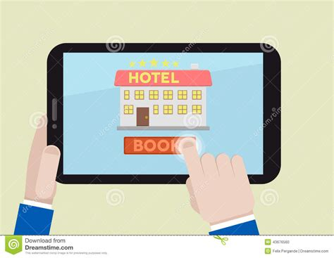 book a hotel room for a few hours book hotel room stock illustration image 43676560