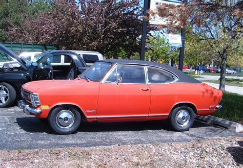 Curbside Classic 1969 Opel Kadett Buick Dealers Really