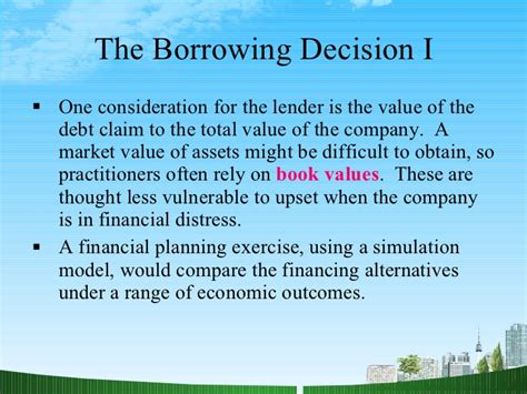 Mba Finance Difficulty by Finance All Ppt Mba Finance