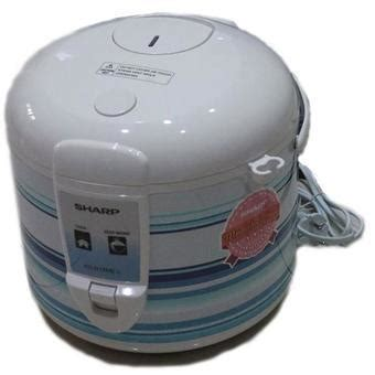 Rice Cooker 18 L Sharp Ksn18me Produk Terlaris harga sharp ks n18me l rice cooker pricenia