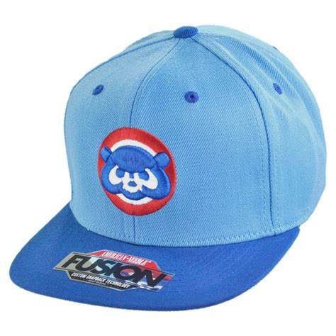 american needle chicago cubs mlb back 2 front snapback