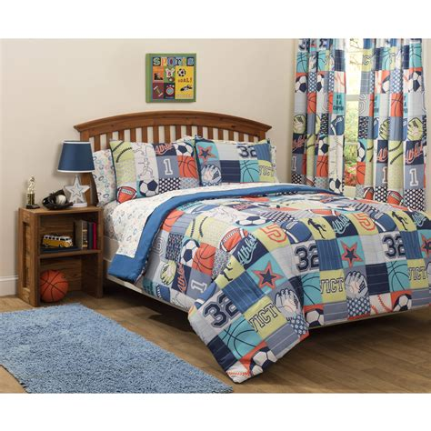 mainstay bedding mainstays kids puppy love bed in a bag bedding set