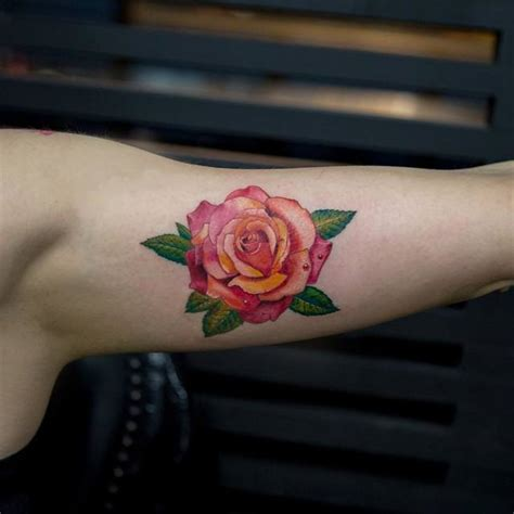 tattoo cover up columbus ohio 51 real pink rose tattoos best tattoo ideas gallery