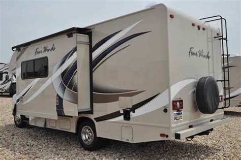 four winds motor home class c rv sales 19 floorplans 2017 new thor motor coach four winds 24c class c rv for