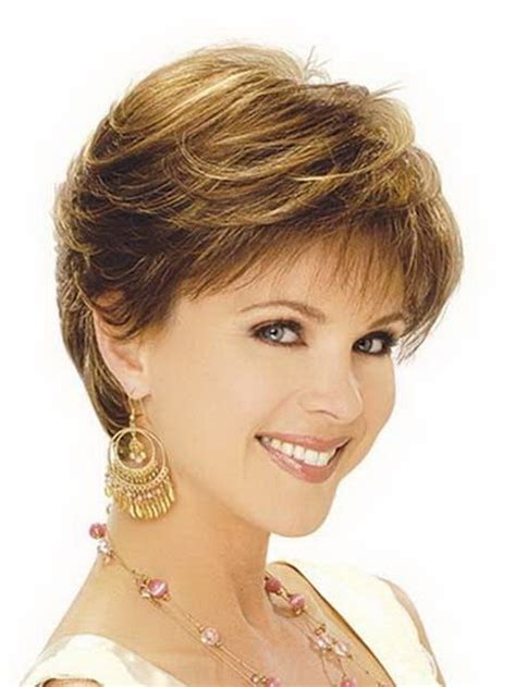 sophisticated short hairstyles  women