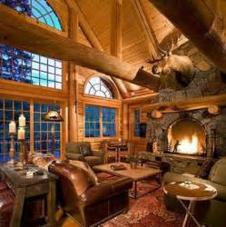 log home living rooms wow awesome room log homes cabins tree houses