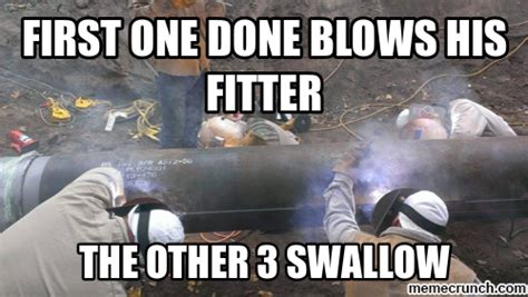 Welder Meme - welder