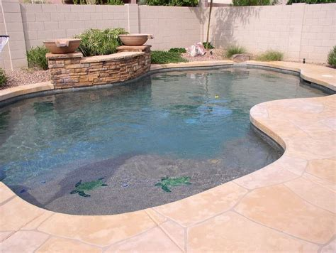 Home Remodeling 5235 by Mosaic Pool Design Gallery True Blue Pools