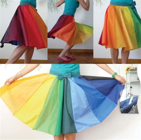 pattern of umbrella skirt umbrella skirts
