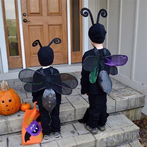 firefly costume diy lightning bug idea  halloween