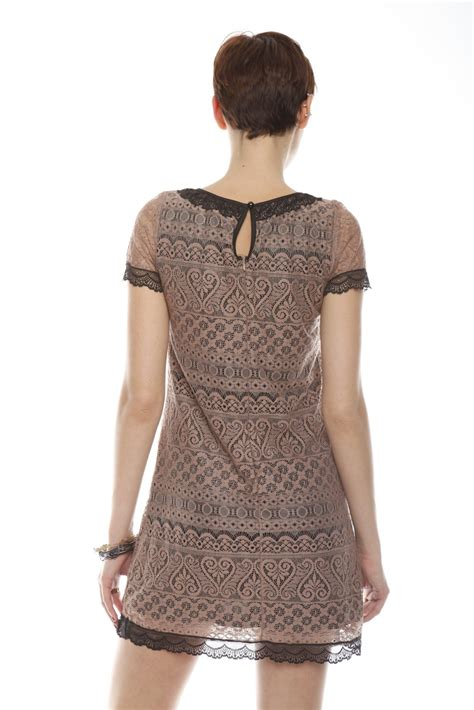 sugarhill brown lace dress from nolita by bellaritta