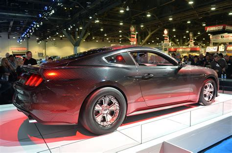 ford mustang 2014 concept sema 2014 2015 ford mustang king cobra concept mustangs daily