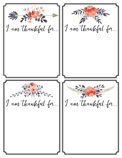 I You Printable Cards