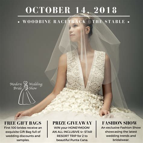 Bridal Shows by Schedule Of All Bridal Shows In Torontothe Wedding