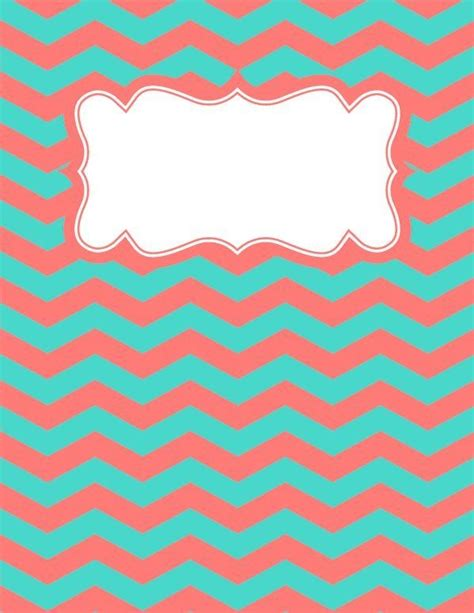 printable chevron binder covers free printable binder cover templates mathmarkstrainones com