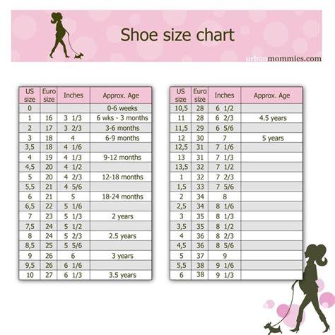 european shoe size chart european shoe size chart printable
