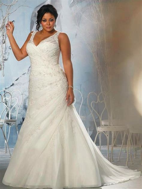 imagenes vestidos de novia para gorditas vestido de novia para gorditas tirantes lios escote en