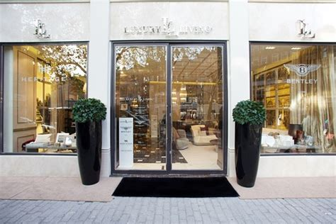 home design stores london luxury living group new showrooms in london and miami