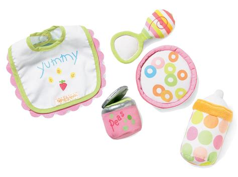 toys and accessories baby stella feeding set at growing tree toys